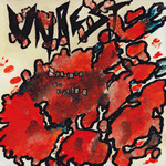 UNREST Splatter My Brains vinyl LP album