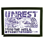 UNREST The Hill vinyl LP album