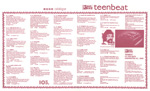 Teen-Beat Catalogue 1993