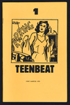 Teen-Beat 1992 First Quarter Report front cover