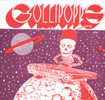 THE GOLLIPOPPS 7-inch 45 first pressing