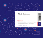 MARK ROBINSON Taste CD album