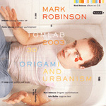 MARK ROBINSON Origami and Urbanism CD Germany Europe