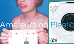 Amateurs on Plastic CD album