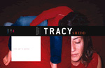 TRACY SHEDD Red poster