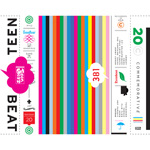 Teen-Beat 20th Anniversary CD album