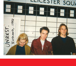 UNREST England, 1992 CD Warm Series