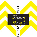 Teen-Beat 30th Anniversary logo