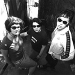 BRATMOBILE, band, Allison Wolfe, Erin Smith,  Molly Neuman