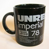 UNREST Imperial coffee mug