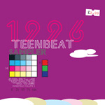 1996 Teen-Beat Sampler CD album Europe