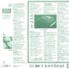 Teen-Beat 1997 Green catalogue