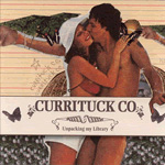 CURRITUCK CO. Unpacking My Library CD album abridged