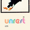 UNREST tour poster 2010